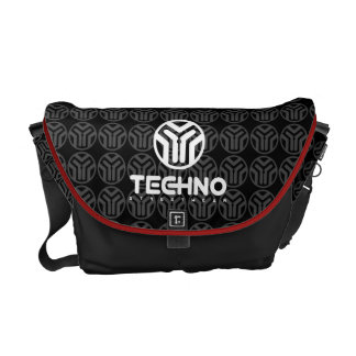 Techno Streetwear - Logo - Bag Commuter Bag