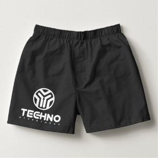 Techno Streetwear - Logo - Boxers