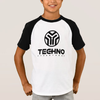 Techno Streetwear - Logo - Boys T-Shirt