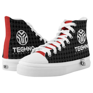 Techno Streetwear - Logo - Shoes