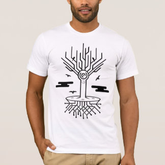 Techno Tree T-Shirt