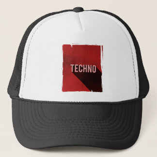 Techno Trucker Hat