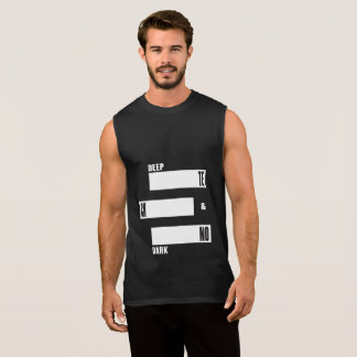 Techno Tshirt with quote