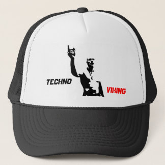 Techno Viking Hat