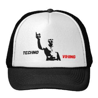 Techno Viking Hat
