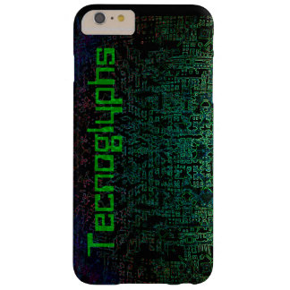 Technoglyphs Barely There iPhone 6 Plus Case