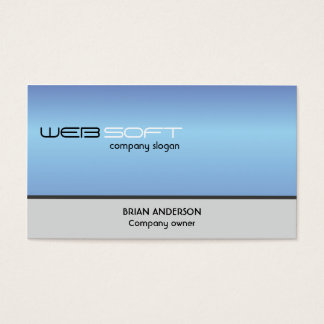 Technologie - Business Cards