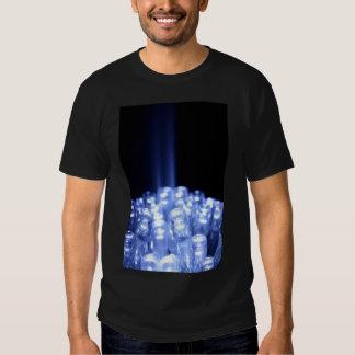 Technologie de faisceau lumineux de LED T-shirts