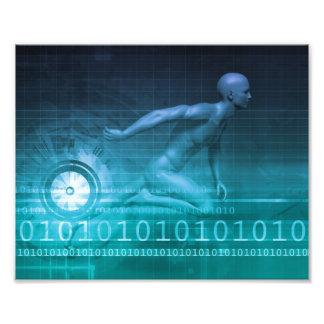 Technologies de vente de Digitals et rapidement Photo D'art