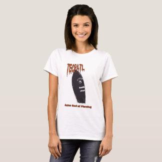 Tecpatl Aztec God Of Piercing women shirt