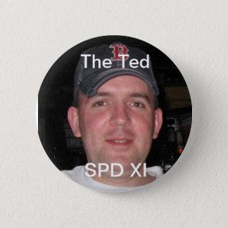 Ted 2 Inch Round Button