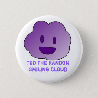 Ted (Buttion) 2 Inch Round Button
