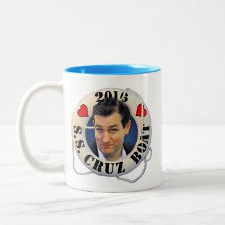 Ted Cruz 2016 Two-Tone Coffee Mug