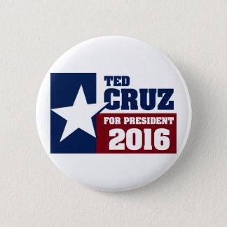 Ted Cruz 2 Inch Round Button