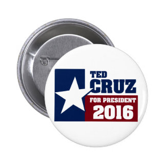 Ted Cruz 2 Inch Round Button