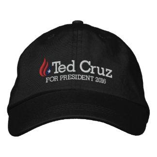 Ted Cruz for President 2016 Baseball Cap