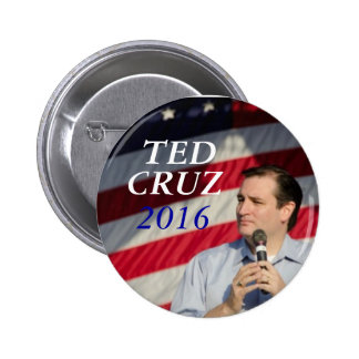 Ted Cruz for President 2 Inch Round Button