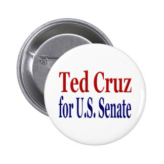 Ted Cruz for Senate Button