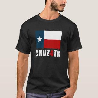 Ted Cruz for Texas Cruz4TX Dark Tee