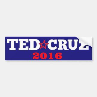 Ted Cruz in 2016 Bumper Sticker