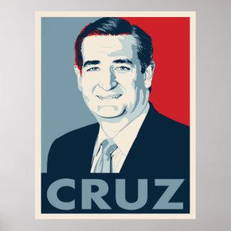 Ted Cruz Poster