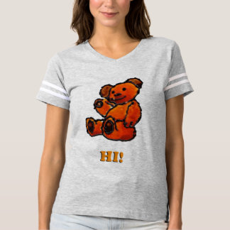 Ted hi/bye t-shirt