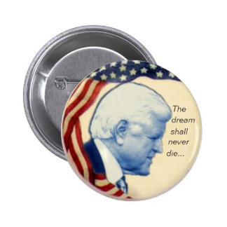 Ted Kennedy Profile Button