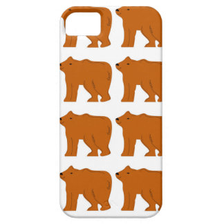 Teddies designs on white iPhone 5 covers
