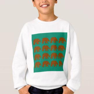 Teddies on Mint edition Sweatshirt