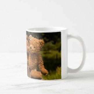 Teddy 01 basic white mug