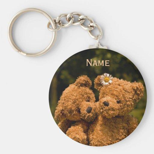 Teddy 01 keychains