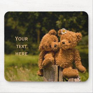 Teddy 01 mousepads