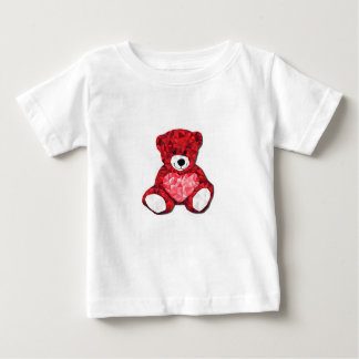 Teddy Bear Baby Fine Jersey T-Shirt