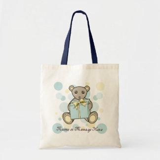 Teddy Bear Baby Shower or Kids Birthday Template