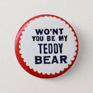 Teddy Bear - Button