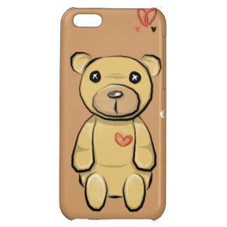 Teddy Bear case iPhone 5C Covers