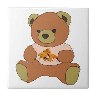 Teddy Bear Ceramic Tiles
