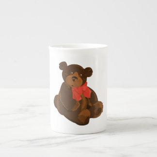 Teddy bear clipart tea cup