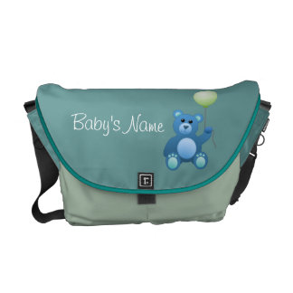 Teddy Bear Diaper Bag Commuter Bags