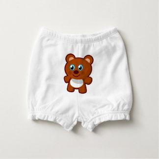 Teddy Bear Diaper Cover
