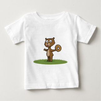 Teddy Bear Donuts Baby T-Shirt