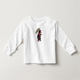 Teddy Bear Goes to Church Toddler T-shirt