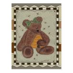 Teddy Bear Honey
