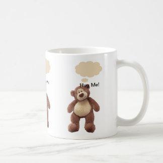 Teddy Bear Hug Me Mug
