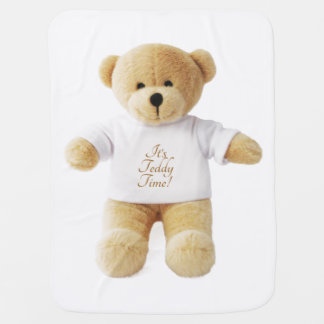Teddy Bear image for Baby Blanket