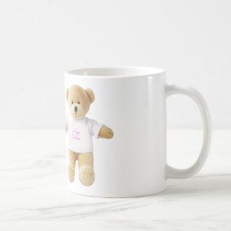 Teddy Bear image for Classic White Mug