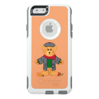 Teddy Bear in the Fall Leaves OtterBox iPhone 6/6s Case