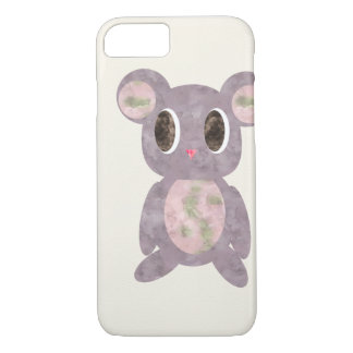 Teddy Bear: iPhone 7 Thin Cover