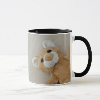 Teddy Bear Marble Mug
