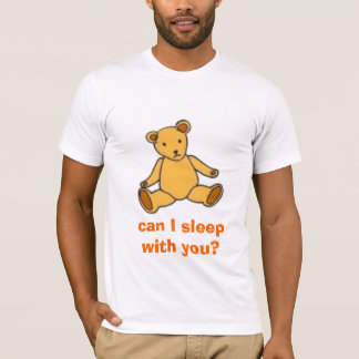 Teddy Bear Men T-Shirt